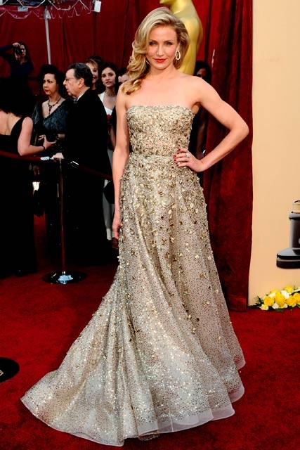 Cameron-Diaz-The Oscars 2010-Celebrity Photos-7 March 2010