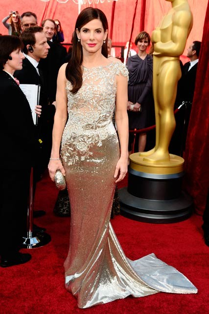 Sandra-Bullock-The Oscars 2010-Celebrity Photos-7 March 2010