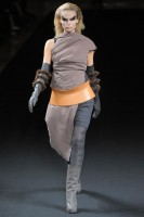 Rick Owens Autumn/Winter 2010, Paris Fashion Week