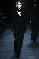 Ann Demeulemeester Autumn/Winter 2010, Paris Fashion Week