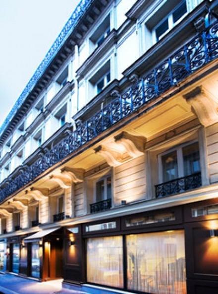 hotel saint augustin elys es paris hotels marie claire. Black Bedroom Furniture Sets. Home Design Ideas