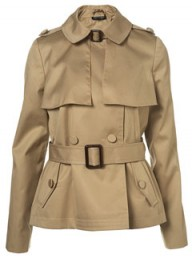 Topshop cropped swing trench - Fashion Buy of the Day - Marie Claire