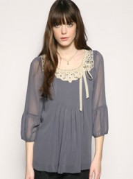 Darling lace-trim top - Fashion Buy of the Day - Marie Claire