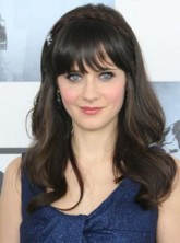 Zooey Deschanel is the new face of Rimmel make-up