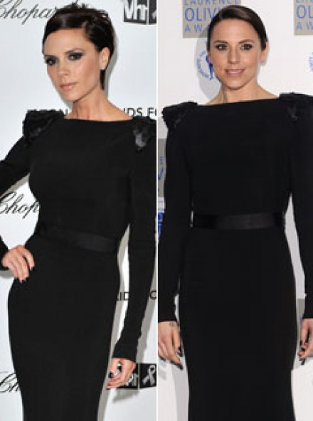 Victoria Beckham and Melanie Chisholm in Victoria Beckham Collection - Who wore it best? - Fashion - Marie Claire