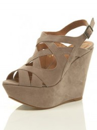 Topshop Warren strappy wedges - Fashion Buy of the Day - Marie Claire