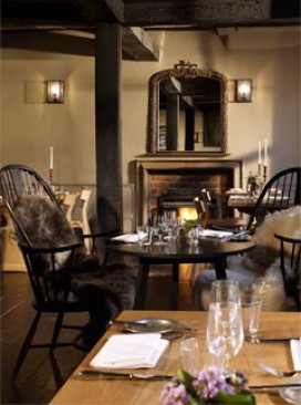 The Crown Inn, Amersham - Restaurant Reviews - Lifestyle - Marie Claire