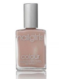 Nail Girls Colour pInk polish