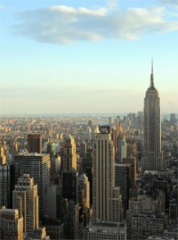 Manhatten skyline - on location, travel, Marie Claire