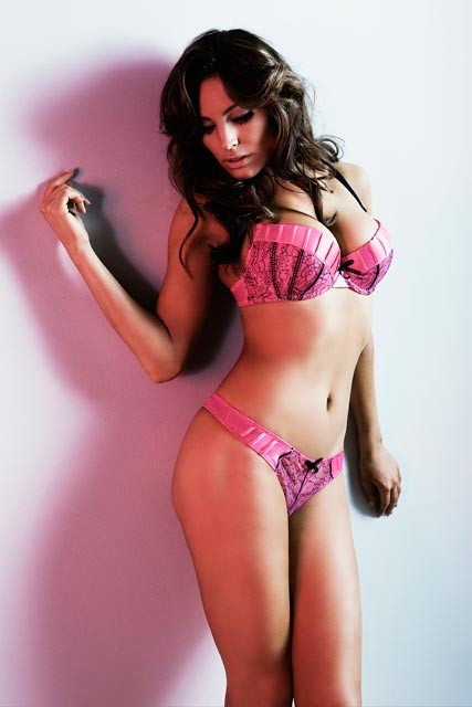 Kelly Brook for Ultimo Lingerie