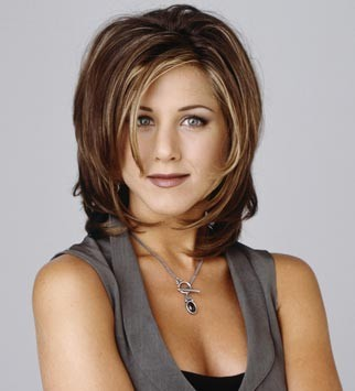 Jennifer Aniston hair and beauty moments