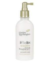 Charles Worthington Results Sensitive Leave In Detangling Spray