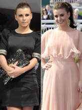 Coleen Rooney at Aintree, The Grand National - Fashion News - Marie Claire