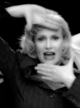 Jane Lynch/ Sue Sylvester does Madonna Vogue for Glee
