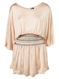 Topshop Premium Slinky smock tunic - Fashion Buy of the Day - Marie Claire