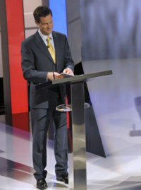 General Election Debate, Is Nick Clegg the hottest new star in UK politics? Politics, World News