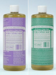 Dr Bronner's pure castille soap - Beauty Buy of the Day - Marie Claire