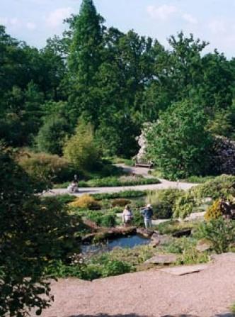 RHS Garden Wisley, Surrey : 10 best British Gardens to visit