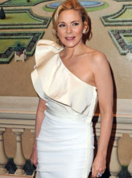 Kim Cattrall - Kim Cattrall's 15-pound weight gain - Celebrity News - Marie Claire