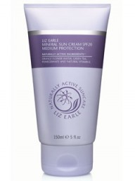 Liz Earle Mineral Sun Cream SPF 20 - Beauty Buy of the Day - Marie Claire