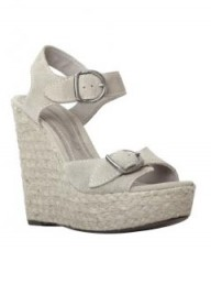 All Saints Joanie Suede Wedge 