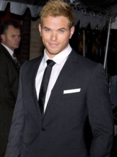 Kellan Lutz - Twilight's Kellan Lutz: 'Eclipse Is For Men' - Twilight Eclipse - Eclipse - Celebrity News - Marie Claire