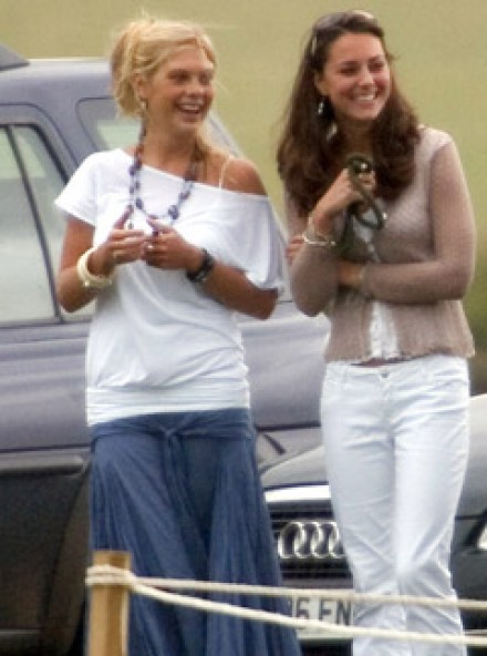 kate middleton and chelsy davy team up for world cup