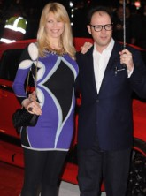 Claudia Schiffer and Matthew Vaughn - It's a girl for Claudia Schiffer - Celebrity News - Marie Claire