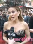 Sarah Jessica Parker - EXCLUSIVE! See Marie Claire chat to the stars at the SATC premier - Sex and the City - Marie Claire