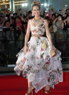 Sarah Jessica Parker at the Sex and the City 2 premiere in Tokyo, Japan