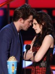 Kristen Stewart and Robert Pattinson - Best MTV Movie Award Moments - MTV Movie Awards - Marie Claire