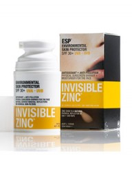 Invisible Zinc Environmental Skin Protector