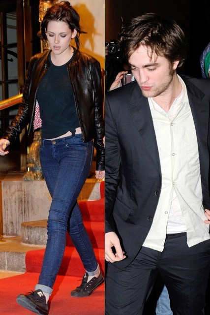 Robert Pattinson and Kristen Stewart - Best Robert Pattinson and Kristen Stewart moments - Celebrity - Marie Claire