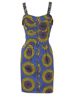 Oasis Sunflower Print Dress