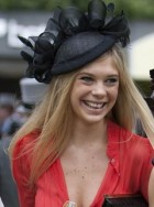 Chelsy Davy at Royal Ascot 2010