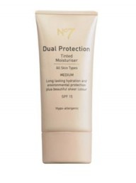 No7 Dual Protection Tinted Moisturiser