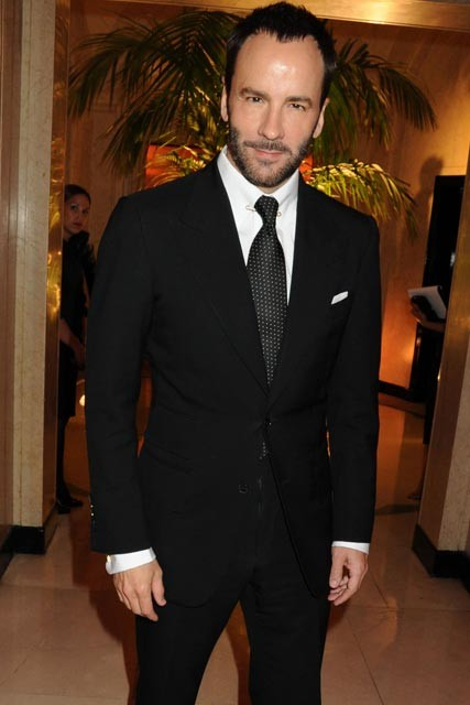 Tom Ford at the Diane Von Furstenberg Launch party at Claridge's
