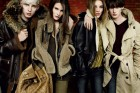Burberry Autumn/Winter 2010 Ad Campaign - Fashion, Marie Claire