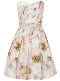 Oasis daisy-print prom dress - Fashion Buy of the Day, Marie Claire