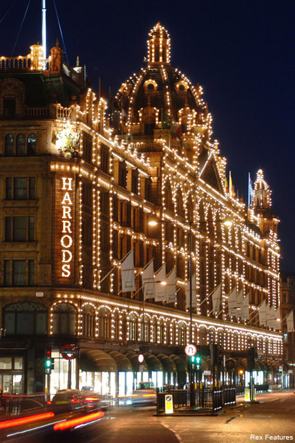 Harrods - Beyonce?s lucky escape in London car collision  - Celebrity  News - Marie Claire