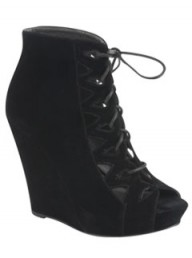 Matalan lace-up Mega wedge - Fashion Buy of the Day, Marie Claire