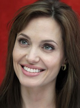 Angelina's new tattoo for Brad's eyes only... - Celebrity News, Marie Claire