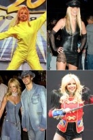 Britney Spears style highs and lows