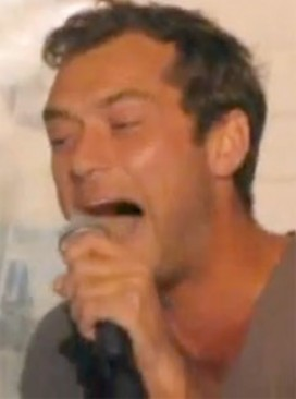 WATCH Jude Law belting out some Karaoke - Celebrity news, Marie Claire