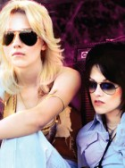 The Runaways poster - Kristen Stewart - Dakota Fanning - Twilight - Eclipse - Celebrity News - Marie Claire