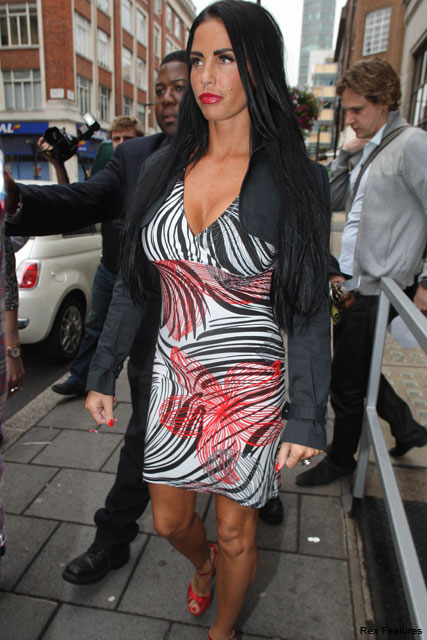 Katie Price - Celebrity News - Marie Claire