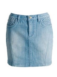 Reiss 1971 denim skirt