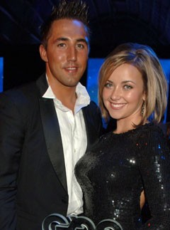 Gavin on Charlotte: 'We weren't good for each other' - Celebrity news, Charlotte Church, Gavin Henson, Marie Claire