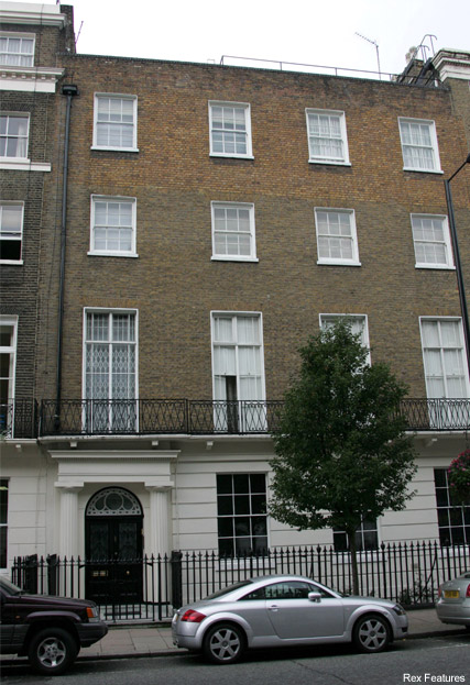 Madonna's London house - Madonna facing fine for loud London party - Celebrity News - Marie Claire
