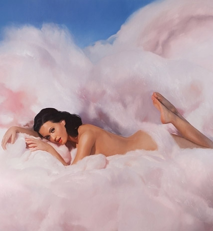 Katy Perry - PICS! Katy Perry?s cotton candy album cover - Katy Perry - Celebrity News - Marie Claire